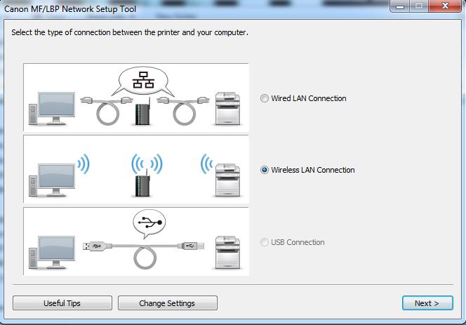 Hướng dẫn cài WiFi và Driver cho máy in Canon LBP 6030w - Máy in Châu Á